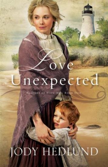 Love Unexpected (Beacons of Hope Book #1) - cover