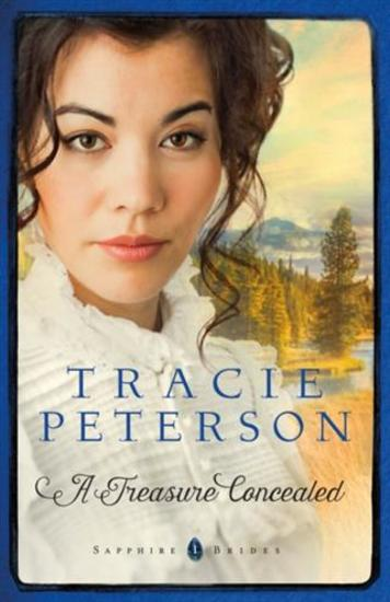 Treasure Concealed (Sapphire Brides Book #1) - cover