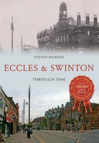 Eccles & Swinton Through Time - cover