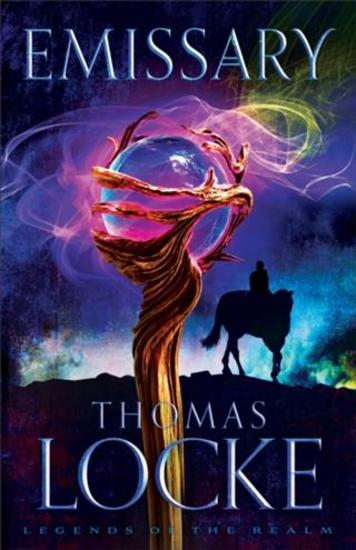 Emissary (Legends of the Realm Book #1) - cover