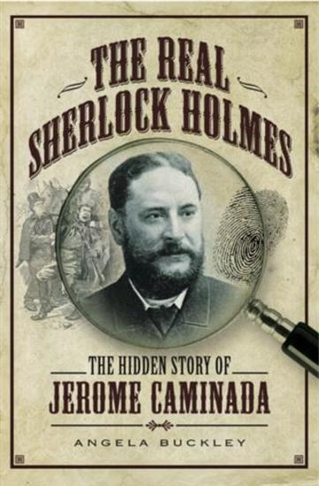Real Sherlock Holmes - cover
