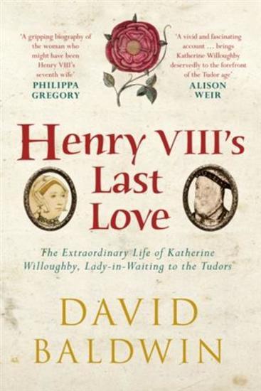 Henry VIII's Last Love - cover