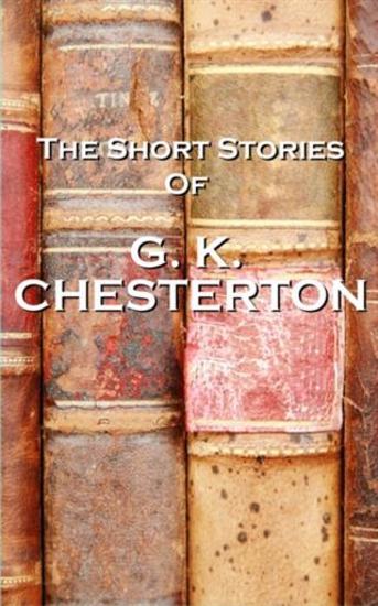 Short Stories Of GK Chesterton - cover