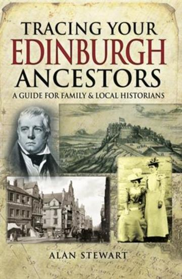 Tracing Your Edinburgh Ancestors - cover