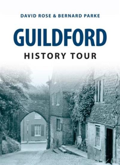 Guildford History Tour - cover