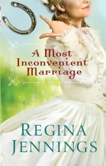 Most Inconvenient Marriage (Ozark Mountain Romance Book #1) - cover