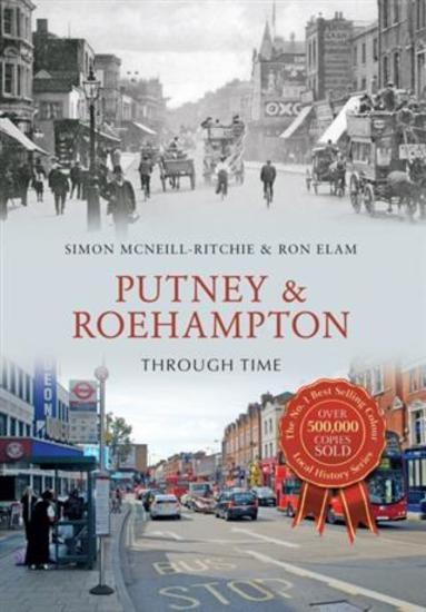 Putney & Roehampton Through Time - cover