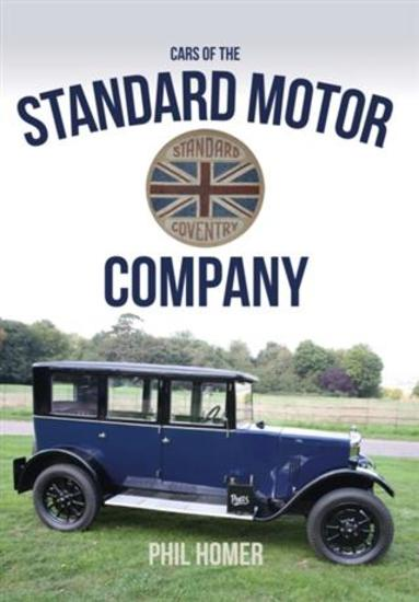 Cars of the Standard Motor Company - cover