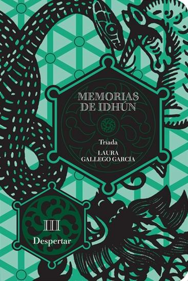 Memorias de Idhún Tríada Libro III: Despertar - cover