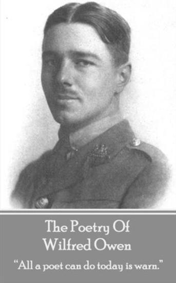 Wilfred Owen - The Poetry - cover