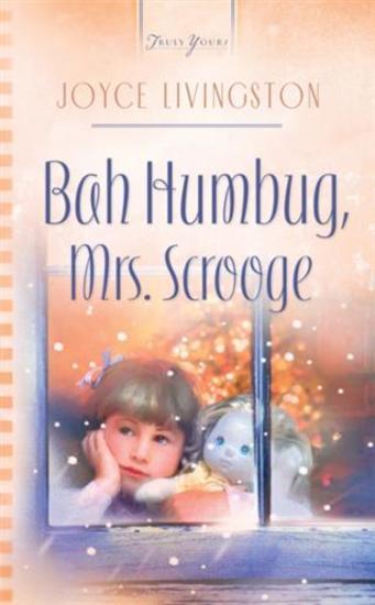 Bah Humbug Mrs Scrooge - cover