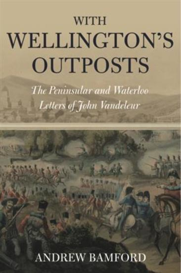 With Wellington's Outposts - cover