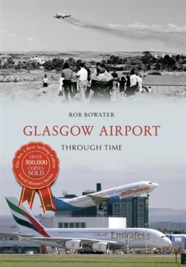 Glasgow Airport Through Time - cover