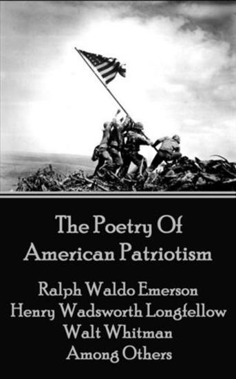 Poetry Of American Patriotism - cover