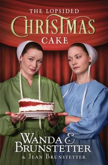 Lopsided Christmas Cake - cover