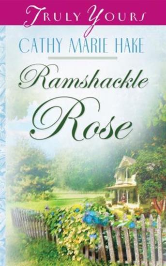 Ramshackle Rose - cover