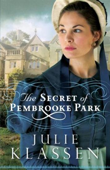 Secret of Pembrooke Park - cover