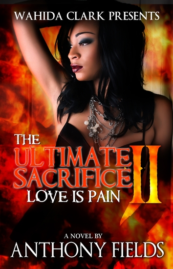 The Ultimate Sacrifice Part II - Love Is Pain - cover