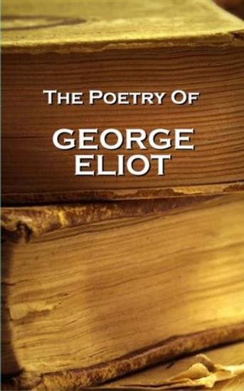 George Eliot The Poetry - cover
