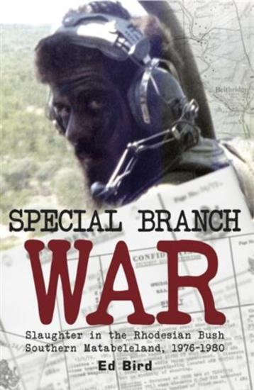 Special Branch War - cover