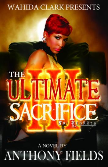 The Ultimate Sacrifice III - cover