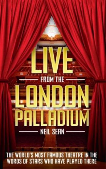 Live at the London Palldium - cover