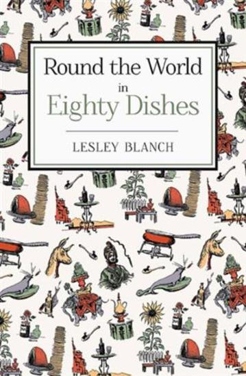 Round the World in 80 Dishes - cover