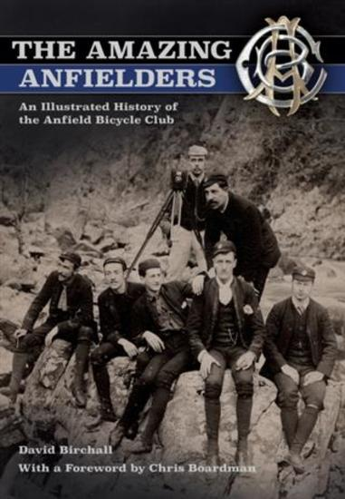 Amazing Anfielders e-book - cover