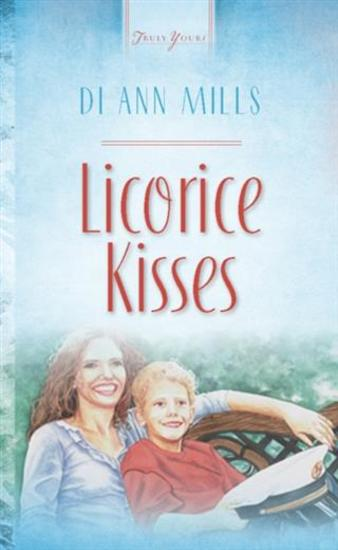 Licorice Kisses - cover