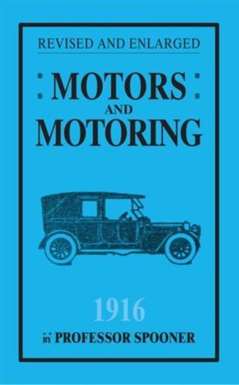 Motors and Motoring - cover
