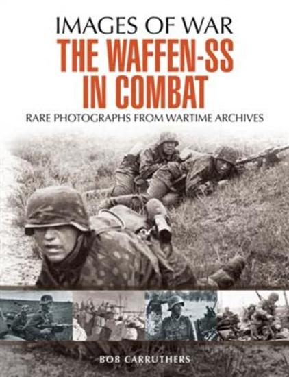 Waffen SS in Combat - cover