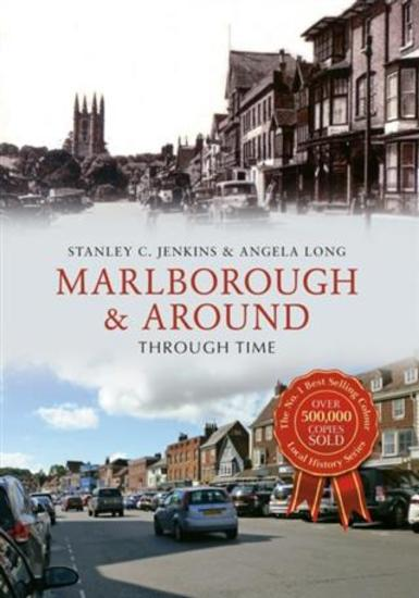 Marlborough & Around Through Time - cover