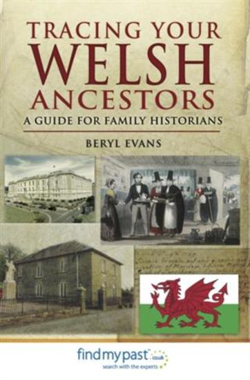 Tracing Your Welsh Ancestors - cover
