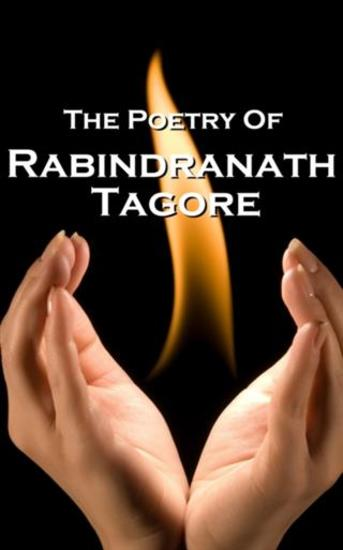 Tagore The Poetry Of - cover