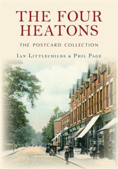 Four Heatons The Postcard Collection - cover