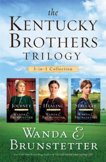 Kentucky Brothers Trilogy - 3-in-1 Collection - cover