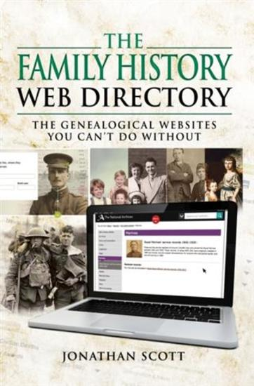 Family History Web Directory - cover