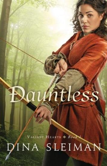 Dauntless (Valiant Hearts Book #1) - cover