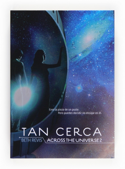 Tan cerca - Across the univers - cover