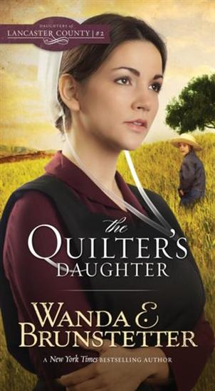 Quilter's Daughter - cover