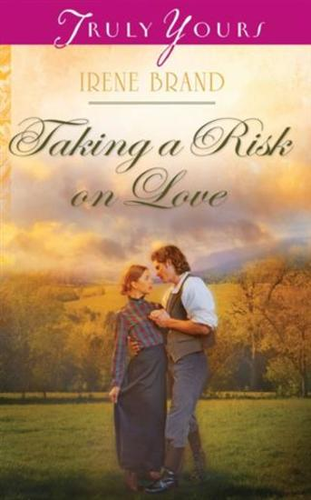 Taking a Risk on Love - cover
