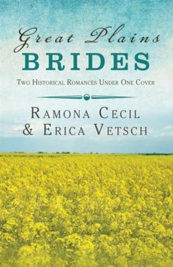 Great Plains Brides - Two Historical Romances - cover
