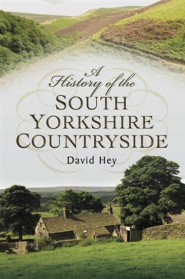 History of the South Yorkshire Countryside - cover