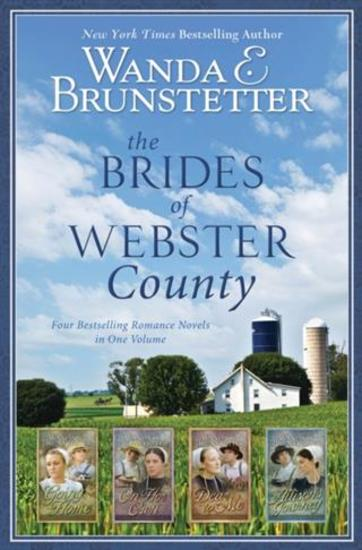 Brides of Webster County - 4-in-1 - cover