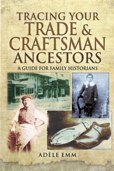 Tracing Your Trade & Craftsman Ancestors - cover