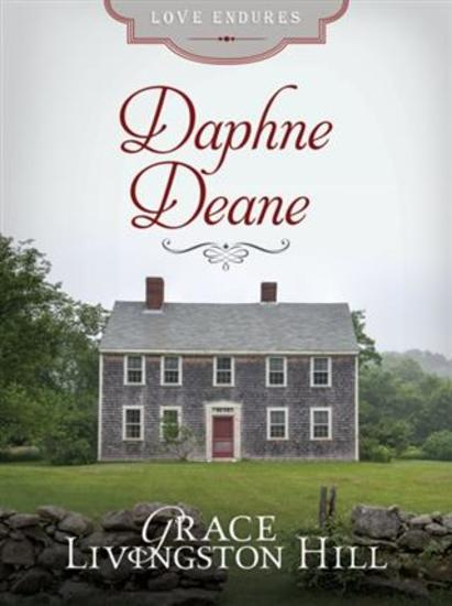 Daphne Deane - cover