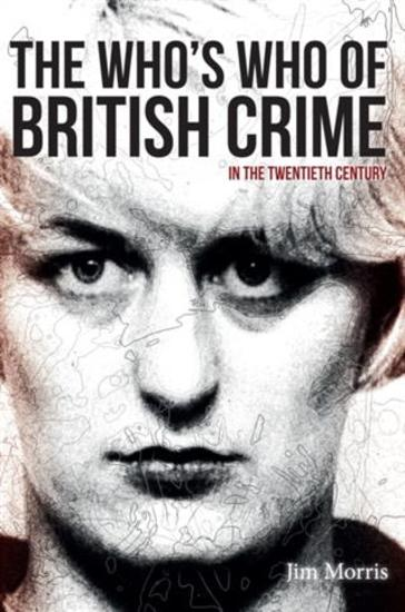 Who's Who of British Crime - cover