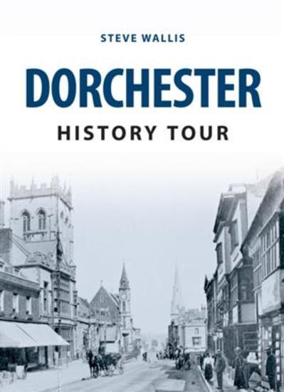 Dorchester History Tour - cover