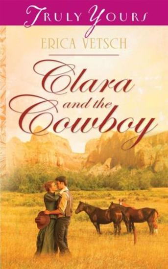 Clara and the Cowboy - cover