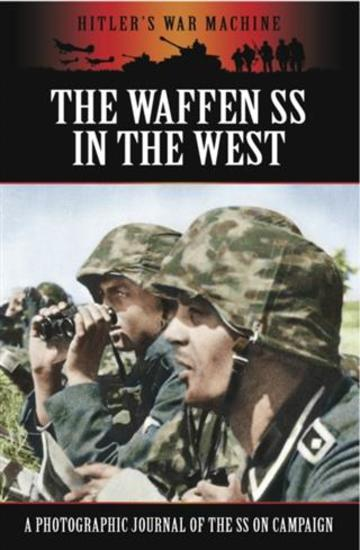 Waffen SS in the West - cover
